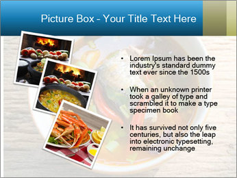 Thai Soup PowerPoint Template - Slide 17