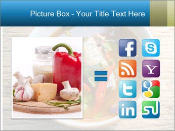 Thai Soup PowerPoint Templates - Slide 21