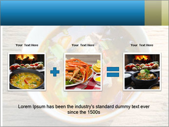 Thai Soup PowerPoint Templates - Slide 22