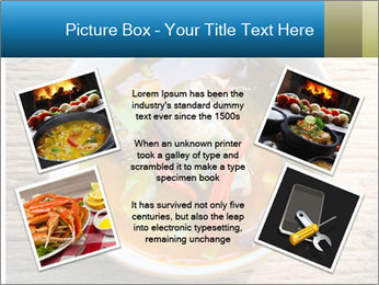 Thai Soup PowerPoint Templates - Slide 24