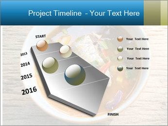 Thai Soup PowerPoint Template - Slide 26