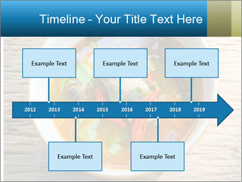 Thai Soup PowerPoint Templates - Slide 28