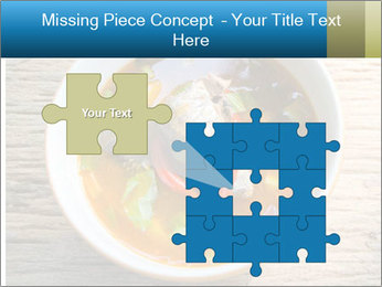 Thai Soup PowerPoint Template - Slide 45