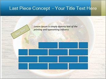Thai Soup PowerPoint Templates - Slide 46