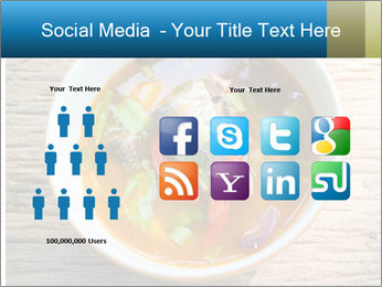 Thai Soup PowerPoint Template - Slide 5