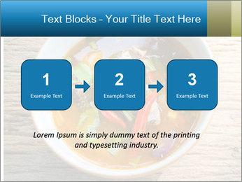 Thai Soup PowerPoint Templates - Slide 71