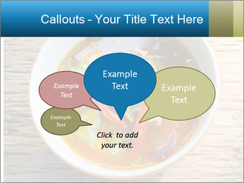 Thai Soup PowerPoint Templates - Slide 73
