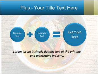 Thai Soup PowerPoint Template - Slide 75