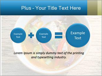Thai Soup PowerPoint Templates - Slide 75