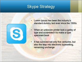 Thai Soup PowerPoint Template - Slide 8