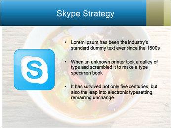 Thai Soup PowerPoint Templates - Slide 8