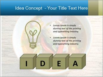 Thai Soup PowerPoint Templates - Slide 80
