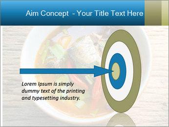 Thai Soup PowerPoint Templates - Slide 83