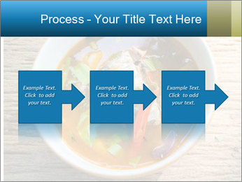 Thai Soup PowerPoint Template - Slide 88