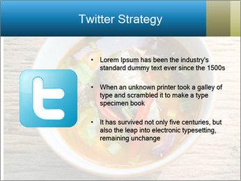 Thai Soup PowerPoint Templates - Slide 9