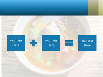 Thai Soup PowerPoint Template - Slide 95