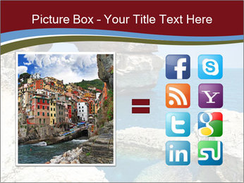Sea And Rocks PowerPoint Template - Slide 21