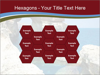 Sea And Rocks PowerPoint Template - Slide 44