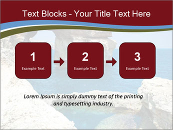 Sea And Rocks PowerPoint Template - Slide 71