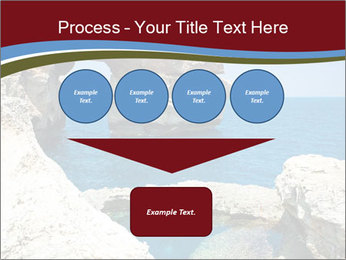 Sea And Rocks PowerPoint Template - Slide 93