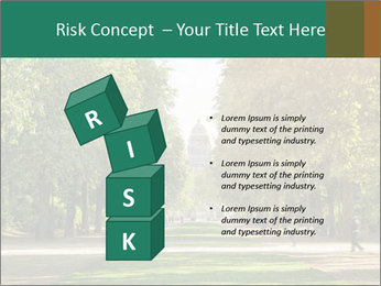 Park During Autumn Season PowerPoint Template - Slide 81