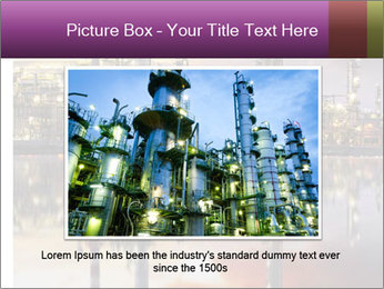 Factory At Night PowerPoint Template - Slide 15