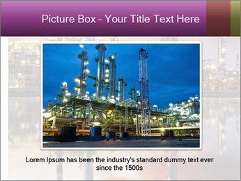 Factory At Night PowerPoint Template - Slide 16