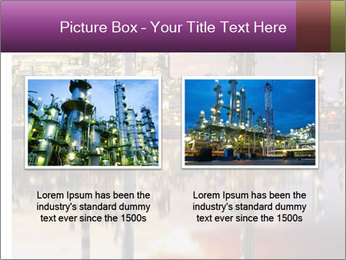 Factory At Night PowerPoint Template - Slide 18