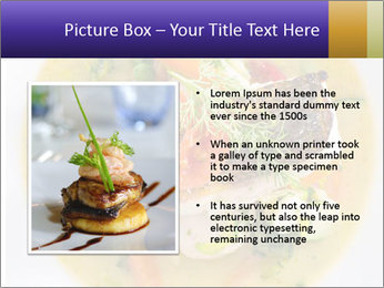 Nutritious Dish PowerPoint Template - Slide 13
