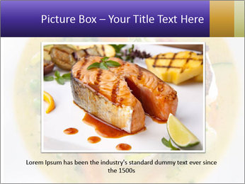 Nutritious Dish PowerPoint Template - Slide 15