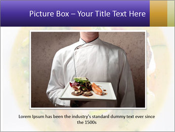 Nutritious Dish PowerPoint Template - Slide 16