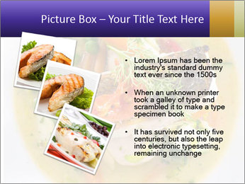 Nutritious Dish PowerPoint Template - Slide 17