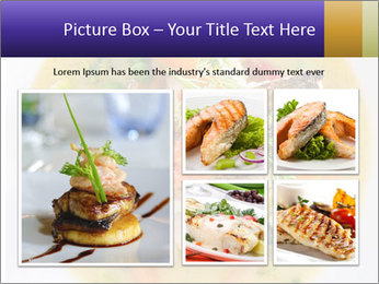 Nutritious Dish PowerPoint Template - Slide 19