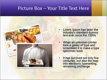 Nutritious Dish PowerPoint Template - Slide 20
