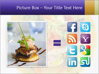 Nutritious Dish PowerPoint Template - Slide 21