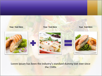 Nutritious Dish PowerPoint Template - Slide 22