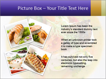 Nutritious Dish PowerPoint Template - Slide 23