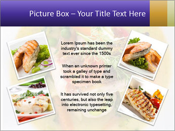 Nutritious Dish PowerPoint Template - Slide 24