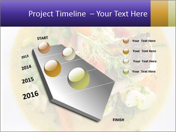 Nutritious Dish PowerPoint Template - Slide 26