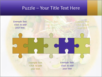 Nutritious Dish PowerPoint Template - Slide 41