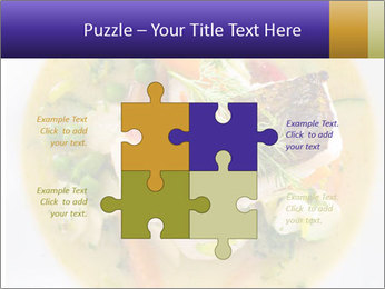 Nutritious Dish PowerPoint Template - Slide 43