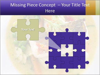Nutritious Dish PowerPoint Template - Slide 45