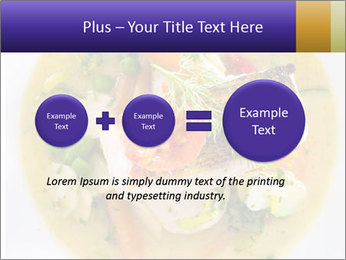 Nutritious Dish PowerPoint Template - Slide 75