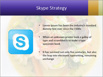 Nutritious Dish PowerPoint Template - Slide 8