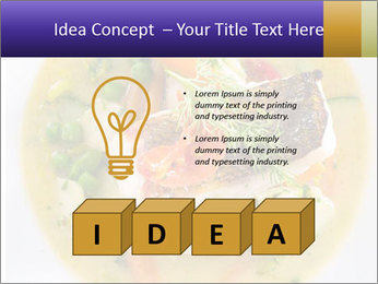 Nutritious Dish PowerPoint Template - Slide 80