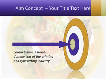 Nutritious Dish PowerPoint Template - Slide 83