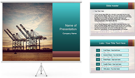 Industrial Concept PowerPoint Template