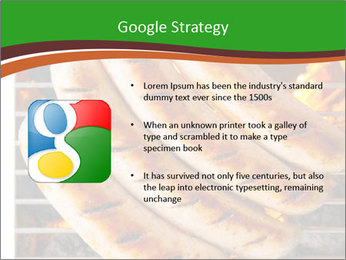 Grilled German Sausages PowerPoint Templates - Slide 10