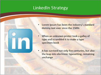 Grilled German Sausages PowerPoint Template - Slide 12