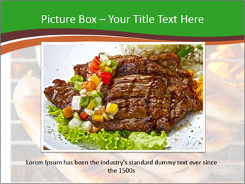 Grilled German Sausages PowerPoint Template - Slide 16